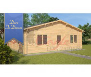 Residential Cabins 52 - 289 8.0m x 8.0m