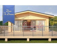Residential Cabins 04 6.7m x 15.8m