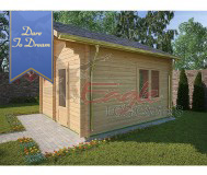 Residential Cabins 15 - 302 4.0m x 4.0m