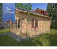 Residential Cabins 16 - 301 4.0m x 6.0m