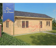Residential Cabins 17 - 300 8.8m x 4.0m