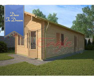 Residential Cabins 18 - 299 4.0m x 8.8m