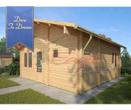 Residential Cabins 19 - 298 5.5m x 5.7m