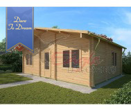 Residential Cabins 21 - 296 7.5m x 5.5m