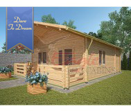 Residential Cabins 22 - 295 5.7m x 8.5m