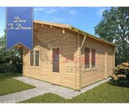 Residential Cabins 23 - 294 5.0m x 5.0m