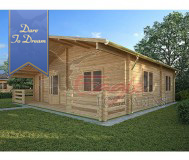 Residential Cabins 26 - 8.5m x 9.0m