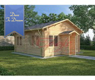 Residential Cabins 29 - 5.5m x 5.5m