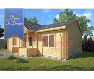 Residential Cabins 31 - 5.0m x 10.0m