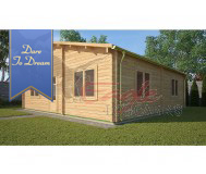 Residential Cabins 52 - 8.0m x 8.0m