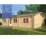 Residential Cabins 54 - 10.5m x 8.0m