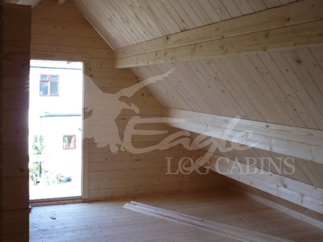 Eagle Log Cabin