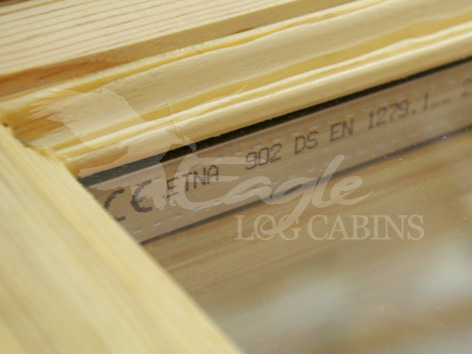 Log Cabin Doors And Windows